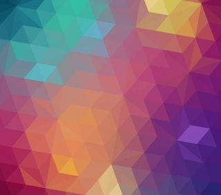 Обои на телефон треугольники, векторные, абстрактные, triangles abstracts