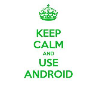 Обои на телефон спокойствие, крутые, андроид, use android, keep calm, android