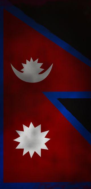 Обои на телефон страна, флаг, красые, nepali, nepal, gorkhali