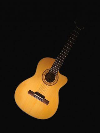 Обои на телефон любовники, классика, гитары, гитара