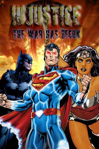 Обои на телефон чудо, супермен, несправедливость, женщина, война, бэтмен, injustice war now