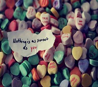 Обои на телефон конфеты, ты, пара, милые, любовь, you so sweet, so, love