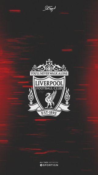 Обои на телефон футбольные клубы, футбольные, футбол, логотипы, ливерпуль