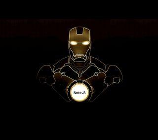 Обои на телефон самсунг, марвел, логотипы, железный, галактика, андроид, samsung, note 3 iron man, note, marvel, galaxy, android