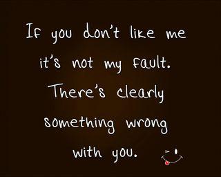 Обои на телефон лайк, я, цитата, ты, счастливые, поговорка, новый, неправильный, крутые, знаки, жизнь, wrong with you, happy