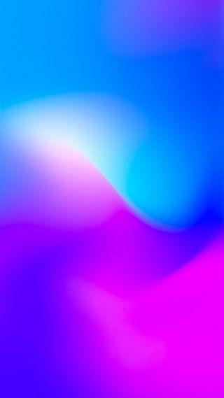 Обои на телефон официальные, телефон, размытые, красочные, colorful vivo x21