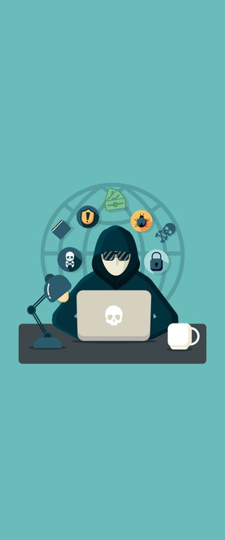 Обои на телефон хакер, синие, анонимус, coding, coder, anonym