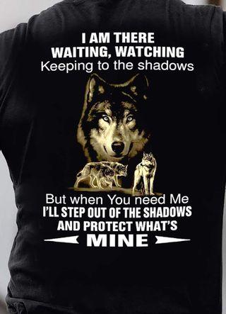 Обои на телефон семья, волк, protection