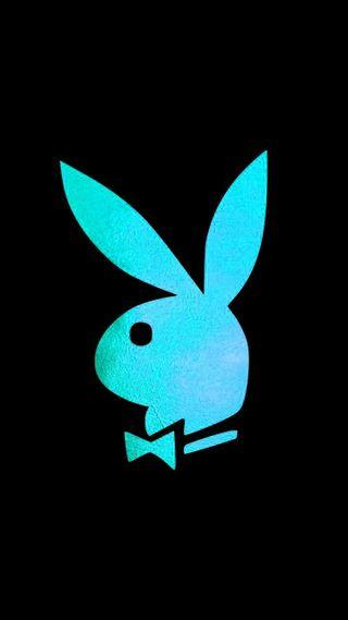 Обои на телефон кролик, логотипы, игра, аква, play bunny aqua