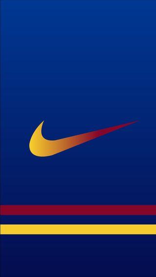 Обои на телефон футбольные, спорт, просто, полосы, найк, логотипы, барселона, do, nike logo, nike, fcb logo