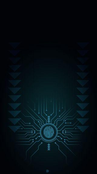 Обои на телефон зодиак, чистые, цифровое, технологии, синие, отпечаток пальца, музыка, знаки, абстрактные, target, note, digital fingerprint