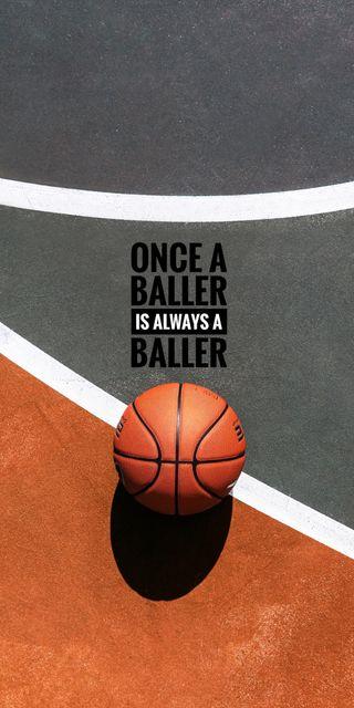Обои на телефон баскетбол, цитата, спорт, мотивация, unknownfz, baller