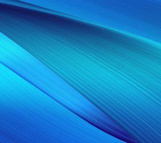 Обои на телефон синие, асус, абстрактные, zenfone 2 blue, zenfone 2, asus