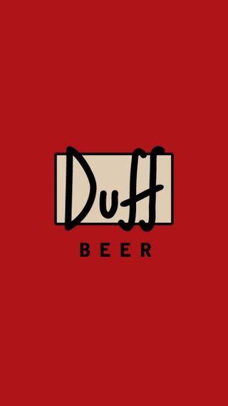 Обои на телефон симпсоны, пиво, duff, cerveija