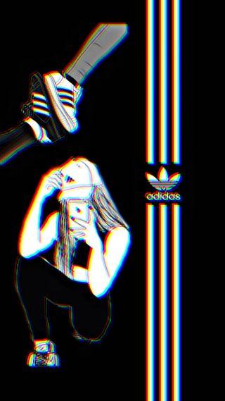 Обои на телефон адидас, tumblr, adidas