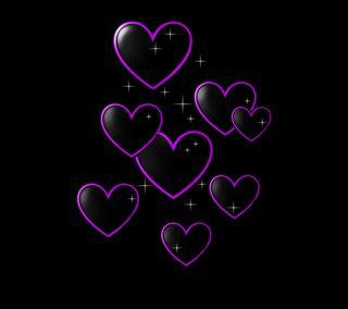 Обои на телефон валентинка, сердце, дизайн, valentine 25