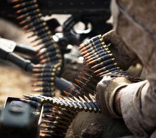 Обои на телефон солдат, пули, оружие, армия, bullet