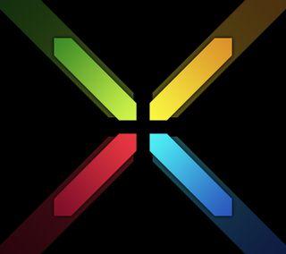 Обои на телефон логотипы, nexus