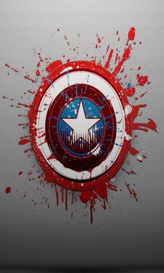 Обои на телефон фильмы, логотипы, капитан, америка, 2014