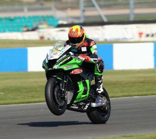 Обои на телефон гонка, японские, черные, мотоцикл, кавасаки, зеленые