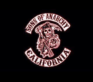 Обои на телефон сыны анархии, жнец, teller, samcro reaper, morrow