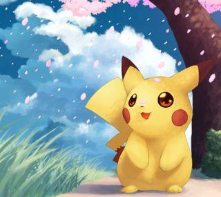 Обои на телефон покемоны, пикачу, мультики, pokemon-pikachu