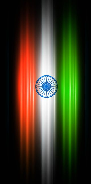 Обои на телефон индия, флаг, индийские, hd