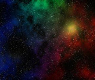 Обои на телефон фотошоп, синие, приятные, небо, красые, звезды, stratosphere, stars by lix, sta, r sky, nice photoshop, lix