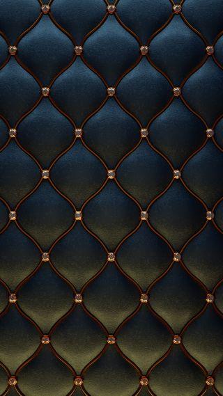 Обои на телефон luxury leather, абстрактные, синие, дизайн, золотые, роскошные, кожа, ткани