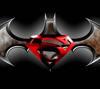 Обои на телефон лига, супермен, справедливость, любовь, логотипы, классные, бэтмен, love, 2016