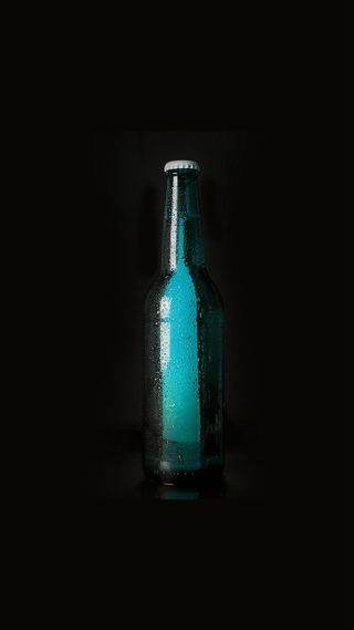 Обои на телефон пиво, синие