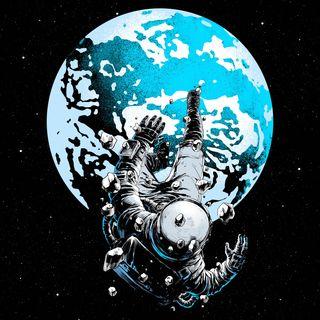 Обои на телефон космонавт, космос, tierra
