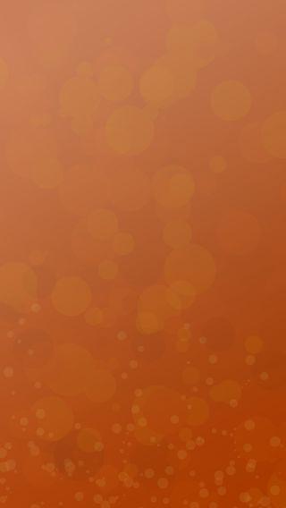 Обои на телефон точки, простые, оранжевые, монохромные, круги, дизайн, абстрактные