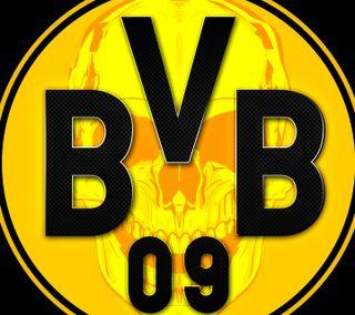 Обои на телефон bvb, klopp, reus, borussia dortmund 09, черные, крутые, череп, желтые, германия, бундеслига, дортмунд, боруссия