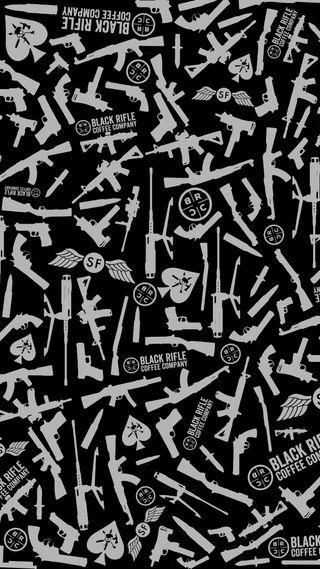 Обои на телефон оружие, бум, skraaa, poppop, guns wallpaper, got them guns out