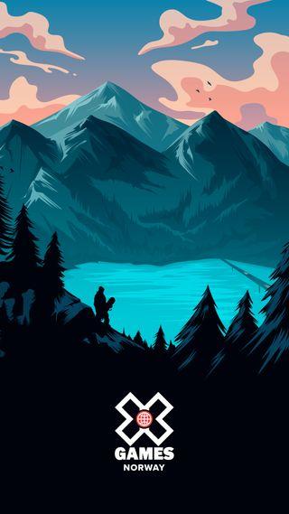 Обои на телефон экстрим, спортивные, сноуборд, норвегия, лыжи, игры, зима, zedgexnorway, xgames, x games norway