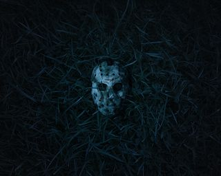 Обои на телефон джейсон, хэллоуин, ужасные, темные, страшные, пятница, озеро, маска, кристалл, киллер, hd, 929, 13th