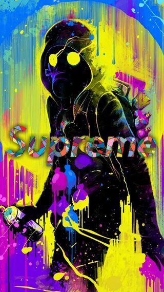 Обои на телефон рисунки, цветные, улица, легенда, арт, supreme street art, supreme, electricity, art
