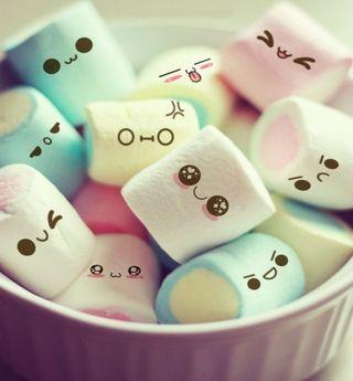 Обои на телефон поцелуи, конфеты, еда, одиночество, милые, единорог, аниме, shop, marshmellow, colorido