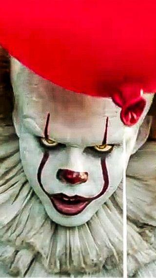 Обои на телефон фильмы, ужасы, стивен, оно, король, клоун, it - 3