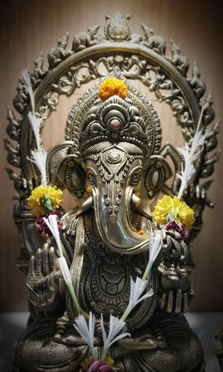 Обои на телефон религиозные, шив, цветы, лучшие, ганпати, арт, spritual, son of shiv, hd, ganpati bapa, ganeshji, best 2019, art