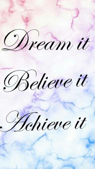Обои на телефон оно, мечта, цитата, сердце, dream it wallpaper