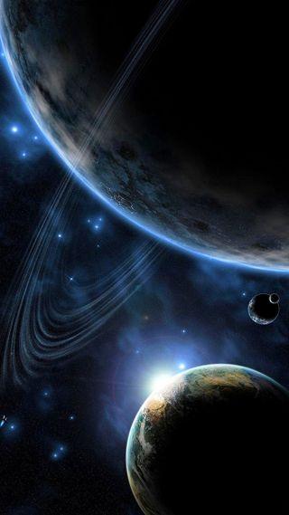 Обои на телефон планеты, космос, вселенная, plan3ts
