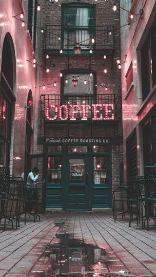 Обои на телефон старбакс, топ, розовые, кофе, кафе, coffee  pink, chic