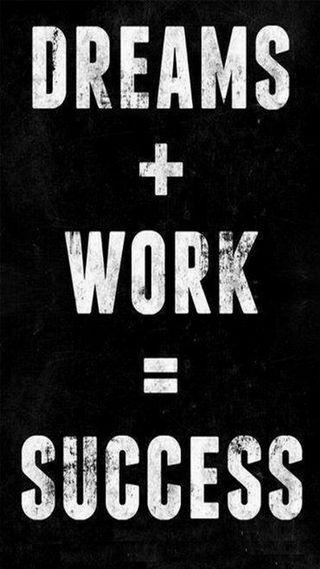Обои на телефон успех, работа, мечты