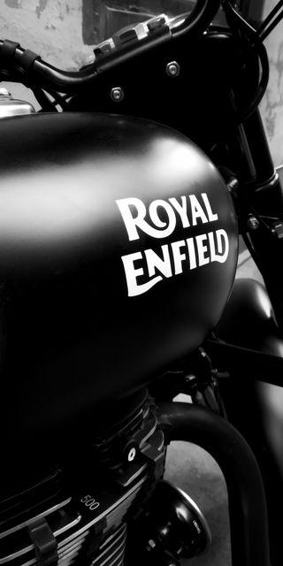Обои на телефон любовники, байк, royal enfield, enfield, bike lovers