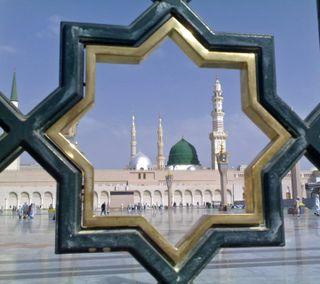 Обои на телефон харам, мечеть, каран, кааба, nebevi