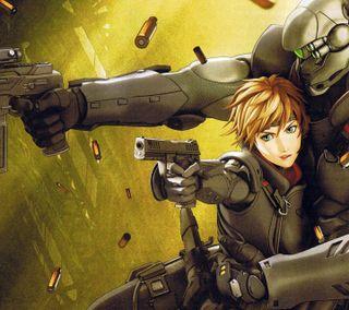 Обои на телефон самсунг, оружие, девушки, галактика, аниме, samsung galaxy s iii, gun girl, battlefield