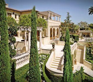 Обои на телефон особняк, богатые, здания, дом, fancy