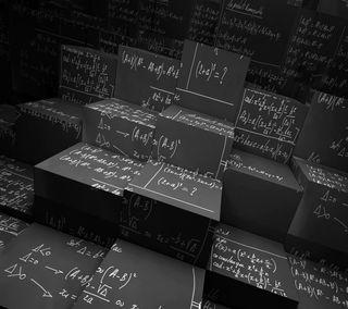 Обои на телефон математика, коробка, куб, квадратные, math cubed, 3д, 3d